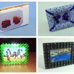 Aprender a hacer: Porta Retratos con frijoles