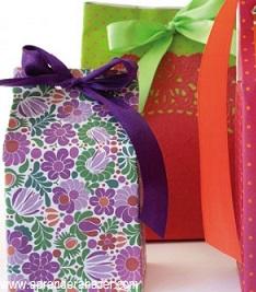 Principal caja de regalos