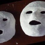 Aprender a hacer:  máscaras de vendas de yeso
