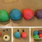 Aprender a hacer: Plastilina casera (tipo Play Doh)