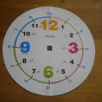 Aprender a hacer: Reloj para el cuarto de los pequeños