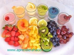 frutas naturales