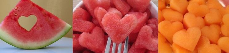 Paso uno brochetas de fruta