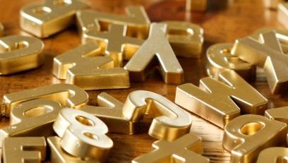 Imanes de letras