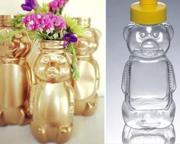 florero de oso